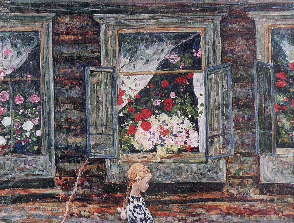 Художник домашников борис фёдорович (1924-2003)